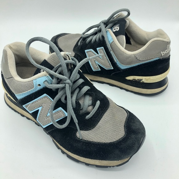 great fit ce7c8 ab353 New Balance 574 Running Tennis Athletic Shoes 6